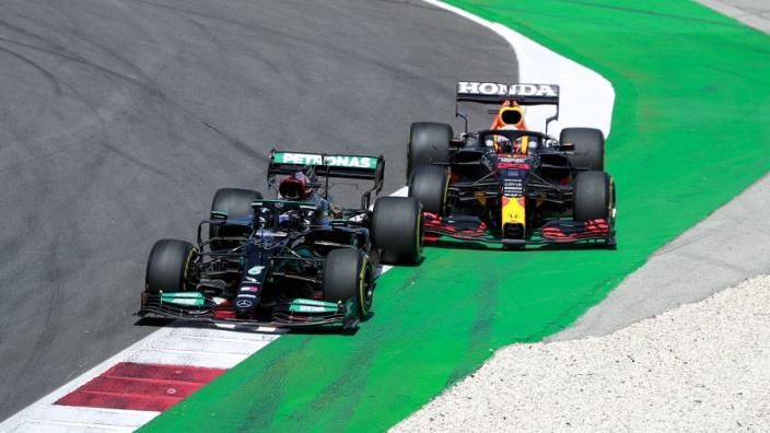 Waarom Red Bull Racing een groot voordeel heeft met de 'high rake'