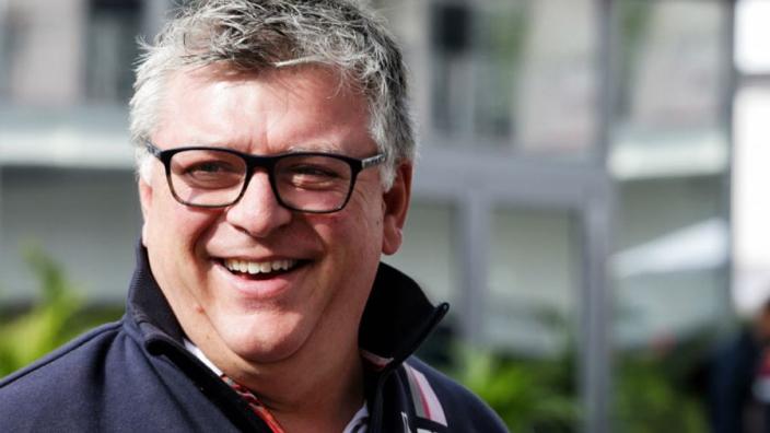Otmar Szafnauer: 'Wilde niet als kapitein als eerste het schip verlaten'