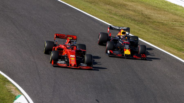 F1: Leclerc accepts he was to blame for Verstappen collision