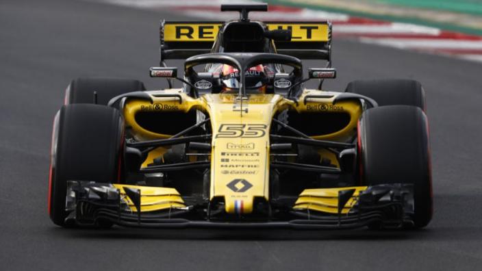 Formule 1-team van Renault krijgt nieuwe naam