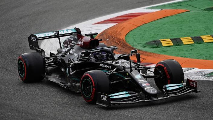 "Mercedes feeling ""tough"" F1 triple-header"