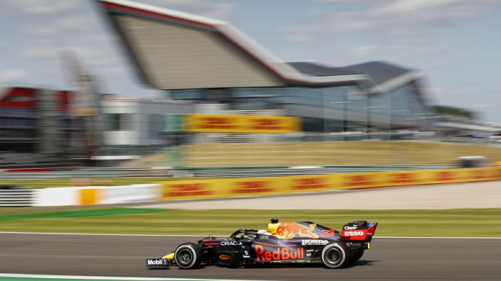 British Grand Prix: Verstappen in a class of his own as Norris edges Hamilton at Silverstone