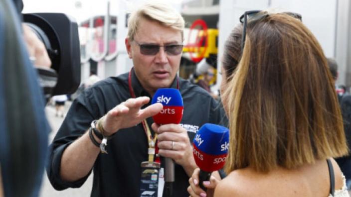 Hakkinen pleit voor meerdere bandenleveranciers in de Formule 1