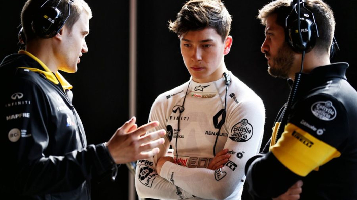 Aitken: F2 competition higher than ever