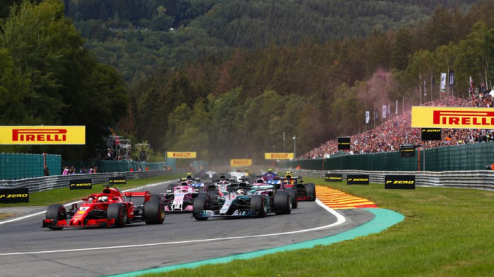 Italian Grand Prix Weather Forecast: Wet weekend expected in Monza