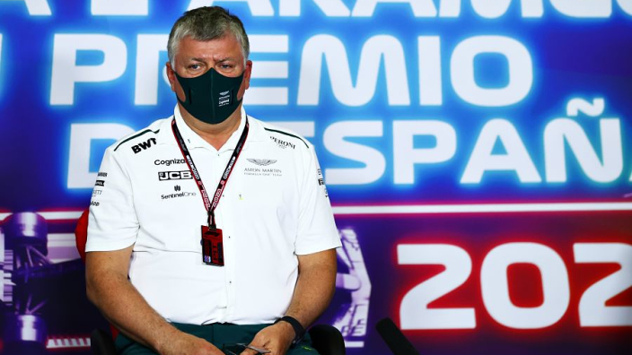 Aston Martin-FIA discussions fail to dampen Szafnauer anger