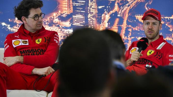 """Vettel onthult: """"Nooit een bod gekregen van Ferrari"""""""