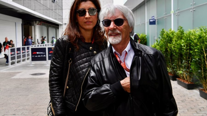 Ecclestone to be father again at 89-years-old