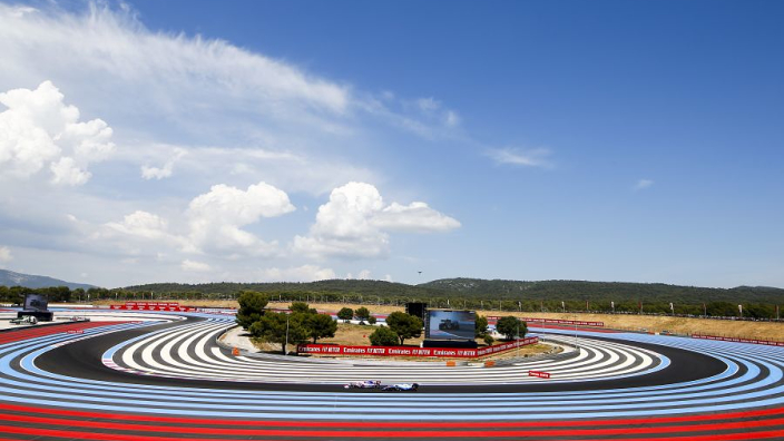 French GP - 'Today our responsibility is to go ahead'