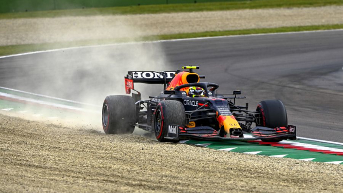 Red Bull backs Perez to have 'stronger Sundays' after 'messy' Imola