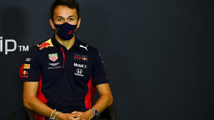 """Albon ziet DTM niet als weg terug naar F1: """"Reserverol is belangrijker"""""""