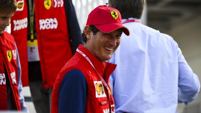 "Ferrari president Elkann vows ""we will win more races"""