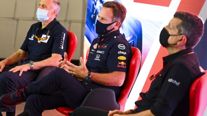 """Red Bull upgrades """"a reaction to Hungary"""" - Horner"""