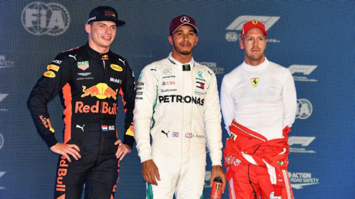 Hamilton delivers ominous warning to F1 rivals