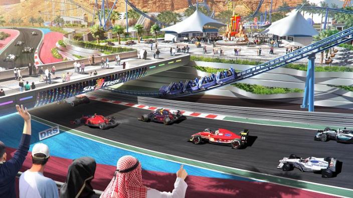 """Circuit Saudi-Arabië ligt op schema voor F1 in 2023: """"Hopen dat het lukt"""""""