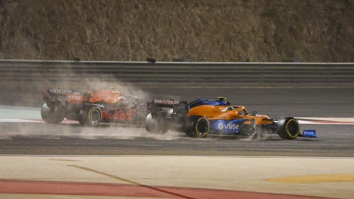 McLaren explain rule impact on car philosophy