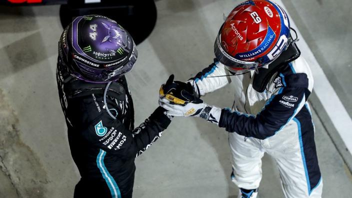 Russell to avoid Mercedes 'wingman' role as Verstappen dodges Monza penalties - GPFans F1 Recap