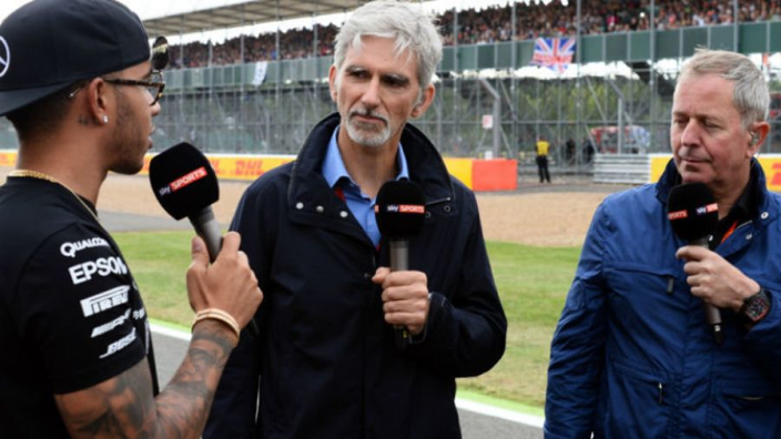 F1 Commentators Meet The Sky Sports And Channel 4 Teams