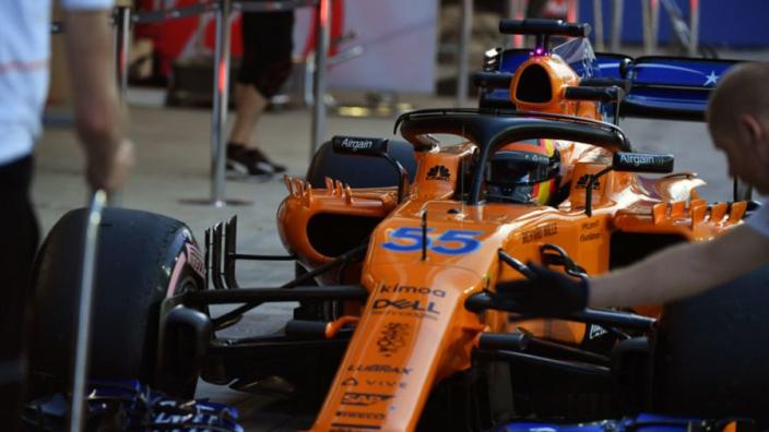 Sainz: 'Renault gaat in 2019 stap zetten met motor'