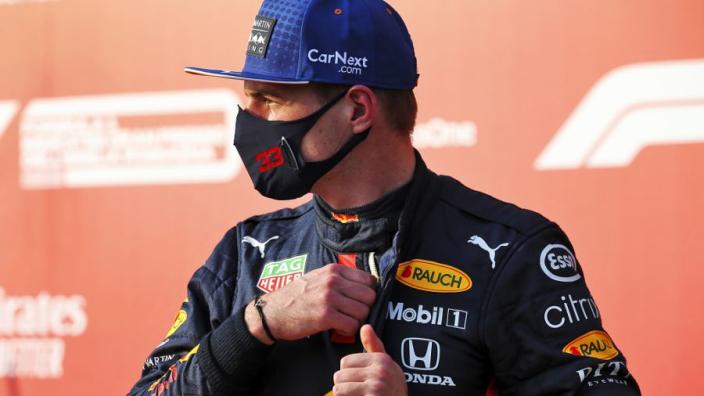 """Verstappen: """"90 procent van het veld kan winnen in auto van Hamilton"""""""