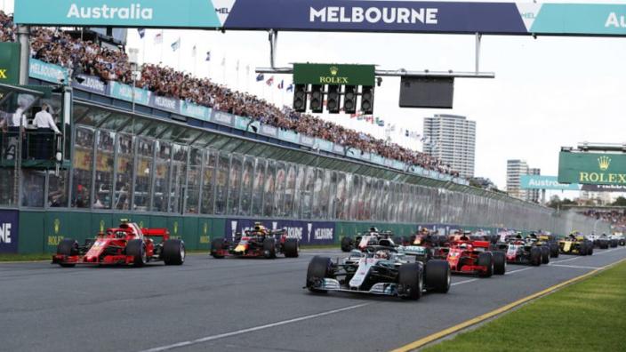 Zo verliep de Grand Prix van Australië vorig jaar