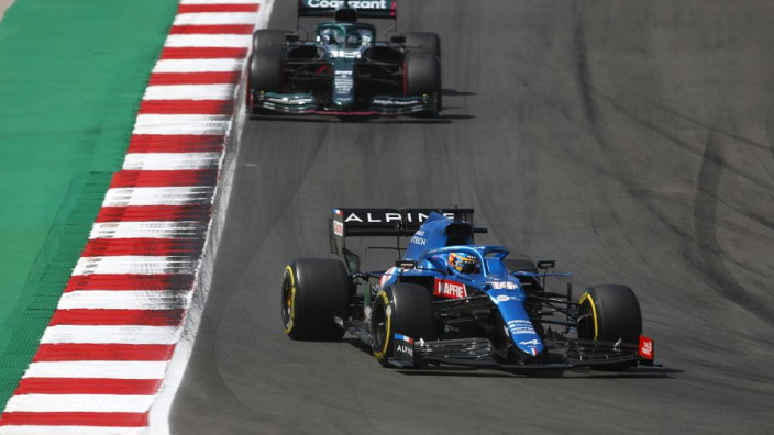 Alonso and Stroll escape punishment for turn one skirmish