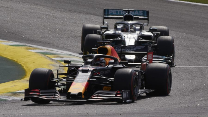 Verstappen: Hamilton battle more satisfying