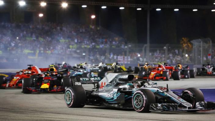 F1 hopes slower cars will make for better racing