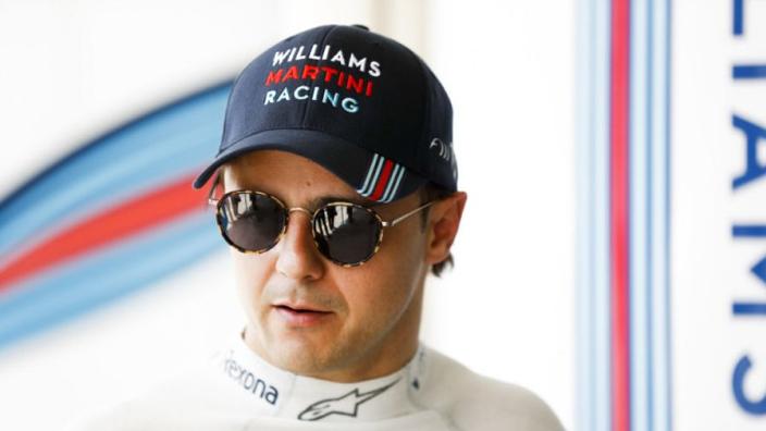 Felipe Massa legt eerste kilometers af voor Formule E-team