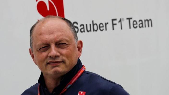 Vasseur over slechte vorm Alfa Romeo: ''Geen reden tot paniek''