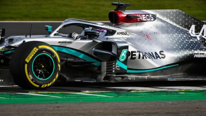 Vettel over DAS-systeem van Mercedes: 'Daar ga je het niet mee winnen'
