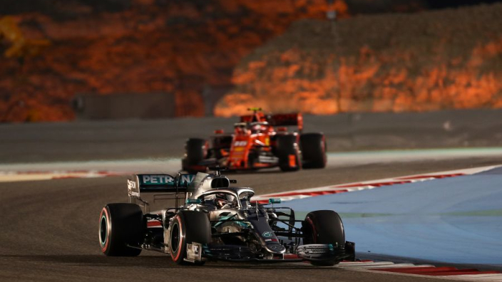 'Bahrain a wake-up call for Mercedes despite win'