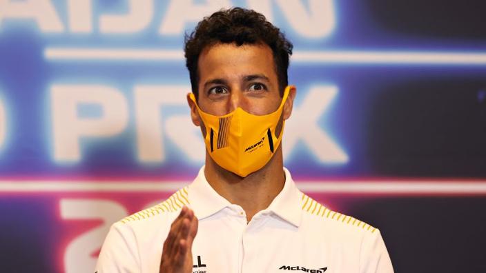 "Ricciardo trying to avoid falling down emotional ""rabbit hole' with McLaren"