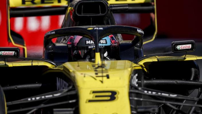 Ricciardo krijgt gridstraf voor botsing met Kvyat
