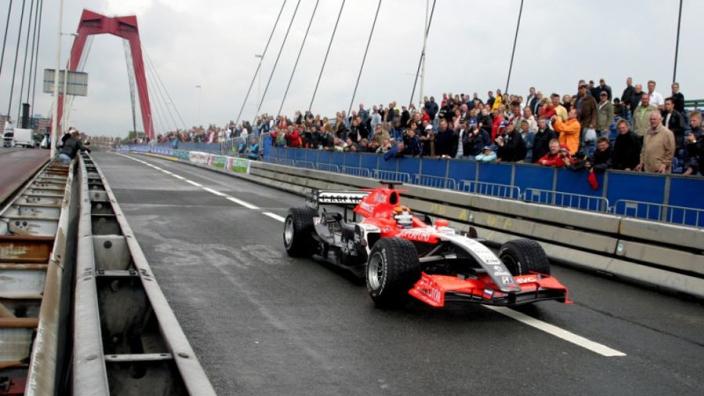 Grand Prix in Rotterdam van de baan: 'Geen politieke steun'