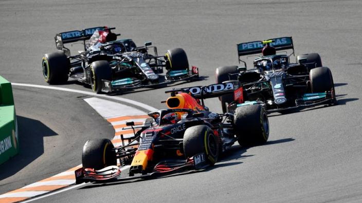 Mercedes: 'Zandvoort was erg onbekend, daarom meer achterstand op Red Bull'