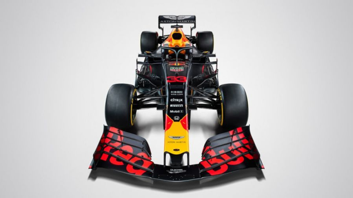 Red Bull confirm 2019 F1 livery