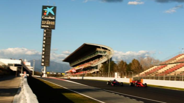 F1 2019 pre-season test dates confirmed