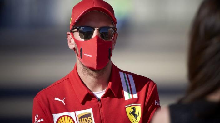 Vettel beschuldigt niemand binnen Ferrari van 'slechte bedoelingen'