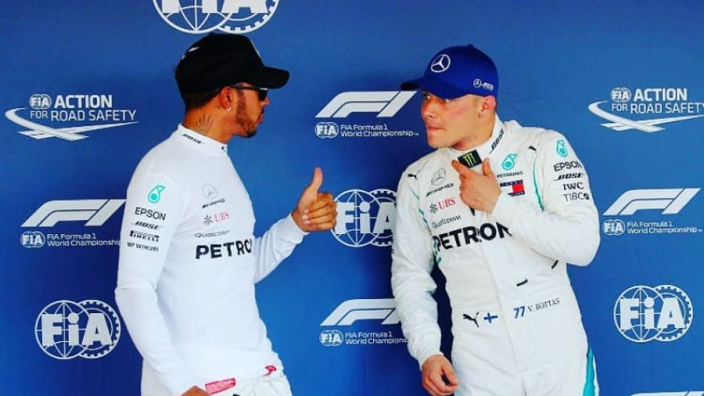 F1 driver standings: Mercedes team orders pay off for Hamilton