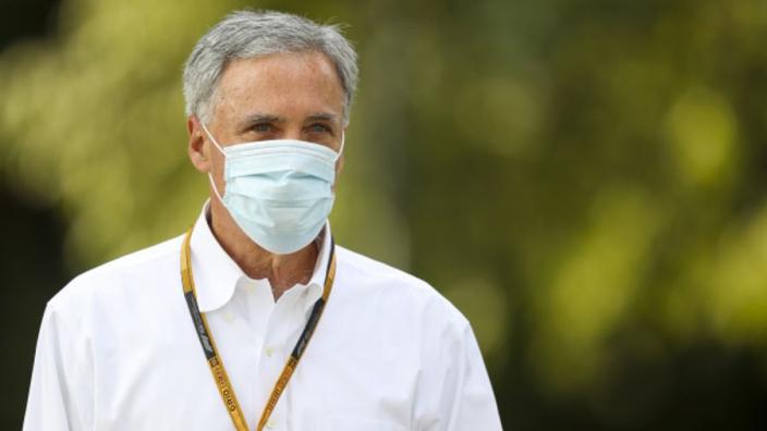 """F1 can be """"force for progress"""" in Saudi Arabi - Carey"""