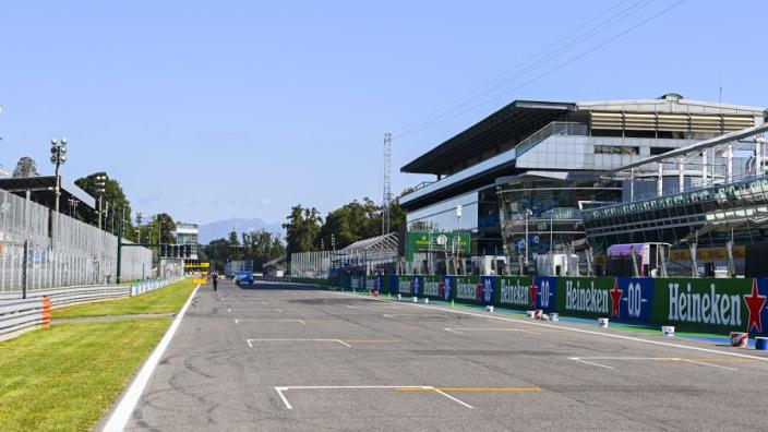 Weerbericht Grand Prix Italië: warm, zonnig én droog op Monza