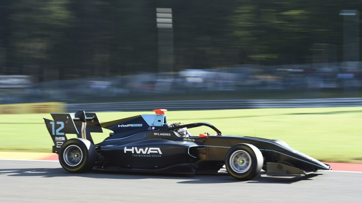 Mercedes-linked HWA takes Formula 2 spot