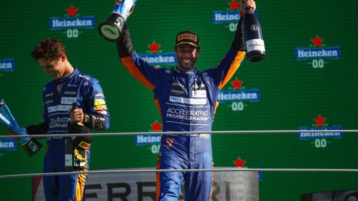 "Ricciardo nature break the ""reset"" needed to unlock success"