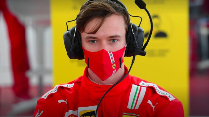 Ferrari test driver Ilott lands 2021 GT seat