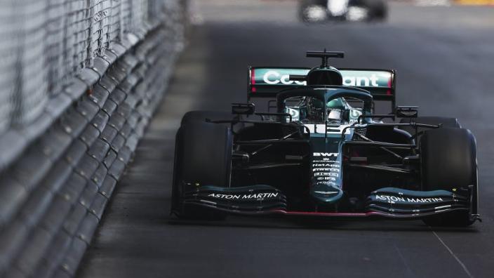"""Stroll ontsnapt aan DNF in Monaco: """"Dacht dat mijn race erop zou zitten"""""""