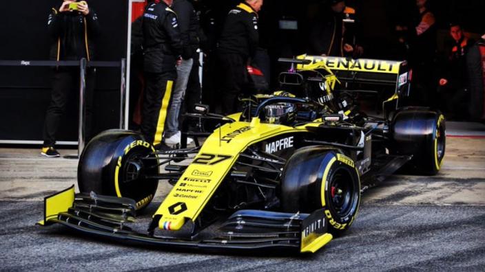 Hulkenberg braced for 'tough year' alongside Ricciardo