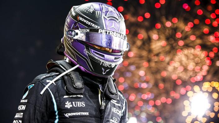 Hamilton beats Schumacher laps-led record to add to stellar CV