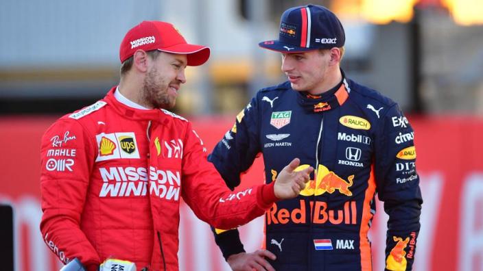 Vettel: Verstappen 'cheating' claim unprofessional and immature