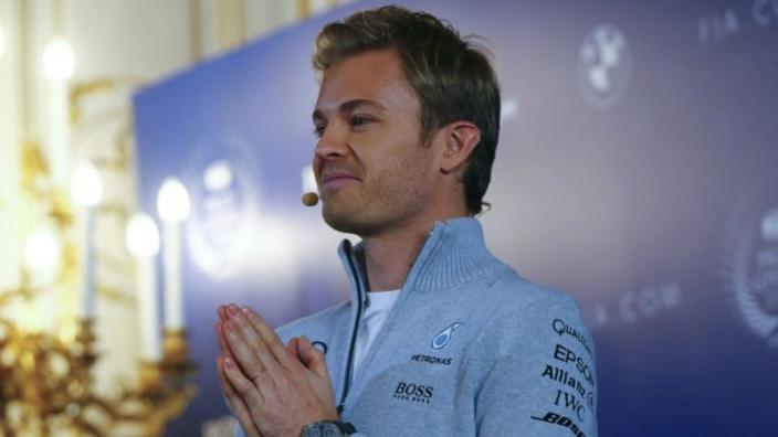 """Rosberg over nieuwe functie Kubica: """"Geweldige deal voor ons"""""""